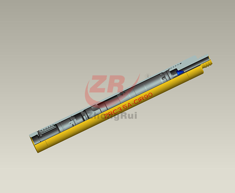 ZRC3.5A-CIR90 Middle-low Air Pressure DTH Hammers