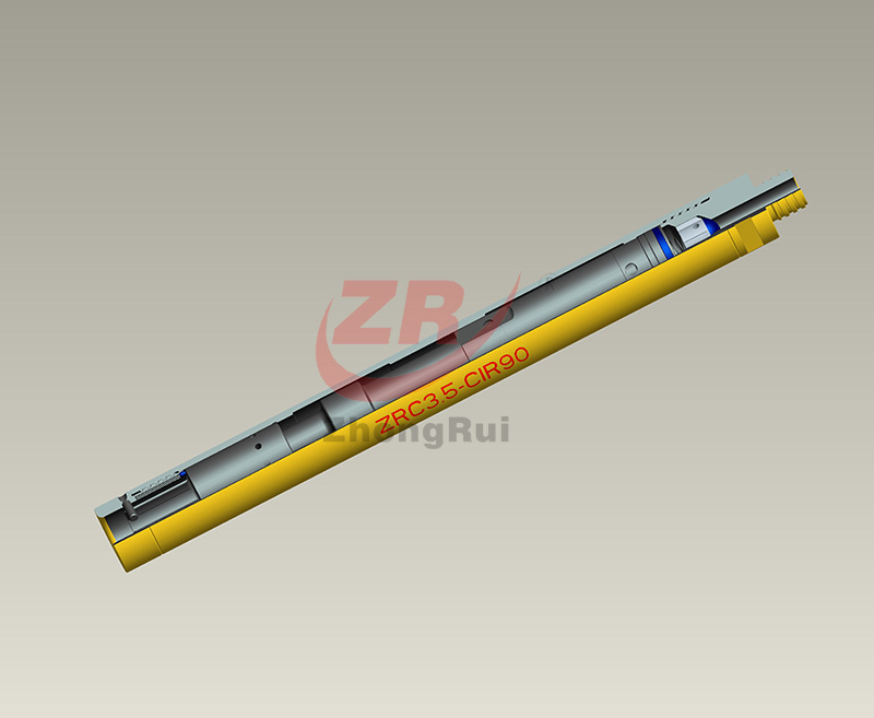 ZRC3.5-CIR90 Middle-low Air Pressure DTH Hammers
