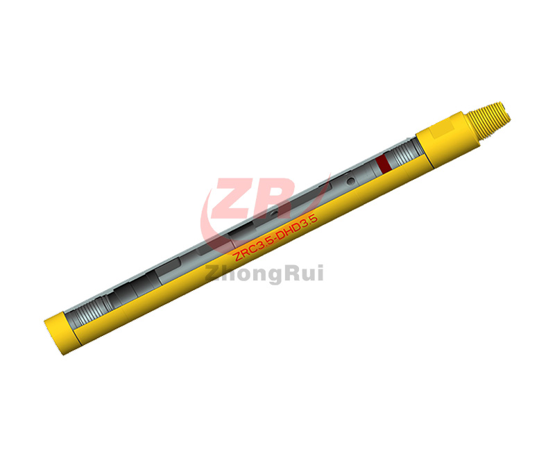 ZRC3.5-DHD3.5 High Air Pressure with Footvalve DTH Hammers