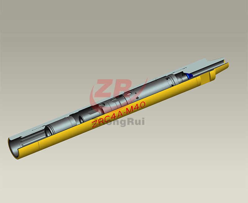 ZRC4A-M40 High Air Pressure without Footvalve DTH Hammers