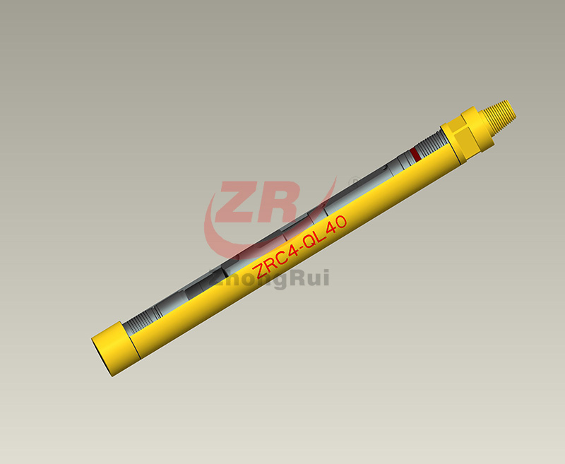 ZRC4-QL40 High Air Pressure without Footvalve DTH Hammers