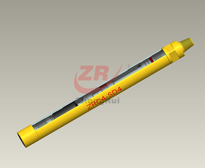ZRC4-SD4 High Air Pressure with Footvalve DTH Hammers