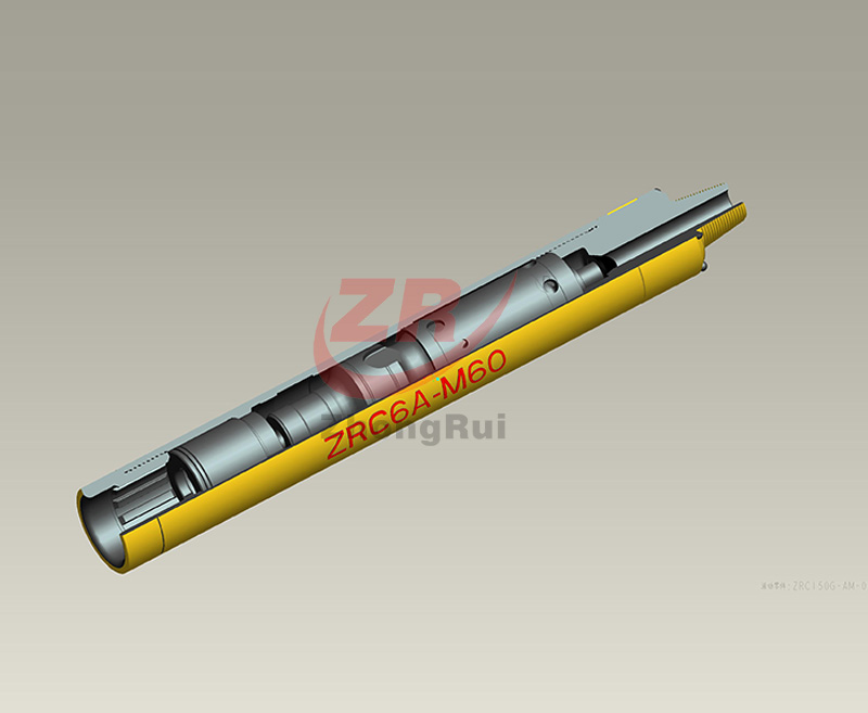 ZRC6A-M60 High Air Pressure without Footvalve DTH Hammers