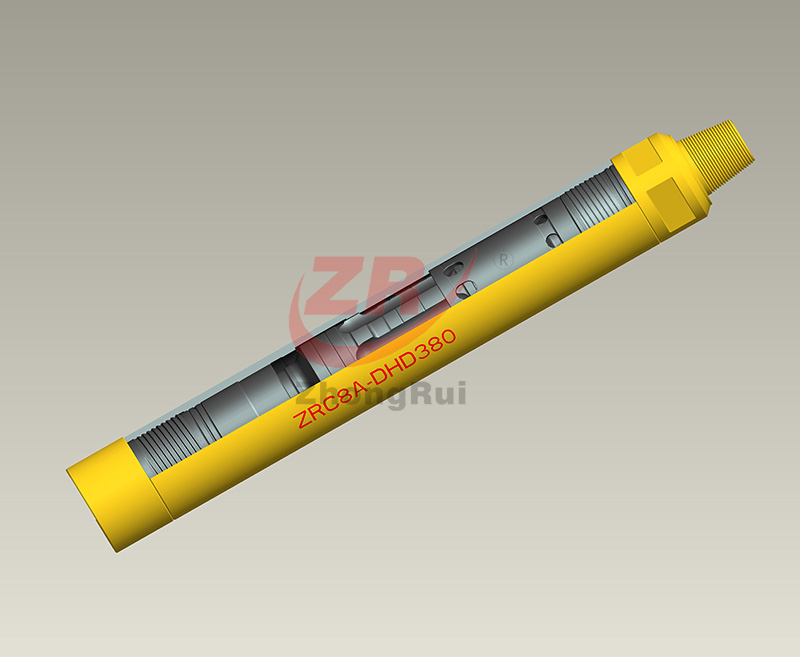 ZRC8A-DHD380 High Air Pressure without Footvalve DTH Hammers