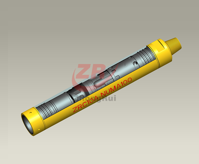 ZRC10A-NUMA100 High Air Pressure without Footvalve DTH Hammers
