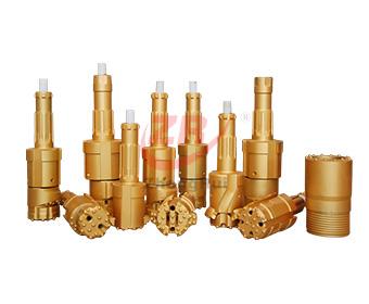 Overburden Drilling Tools