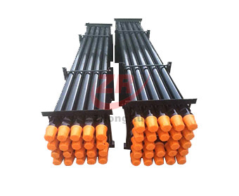 Drill Pipe and Connector